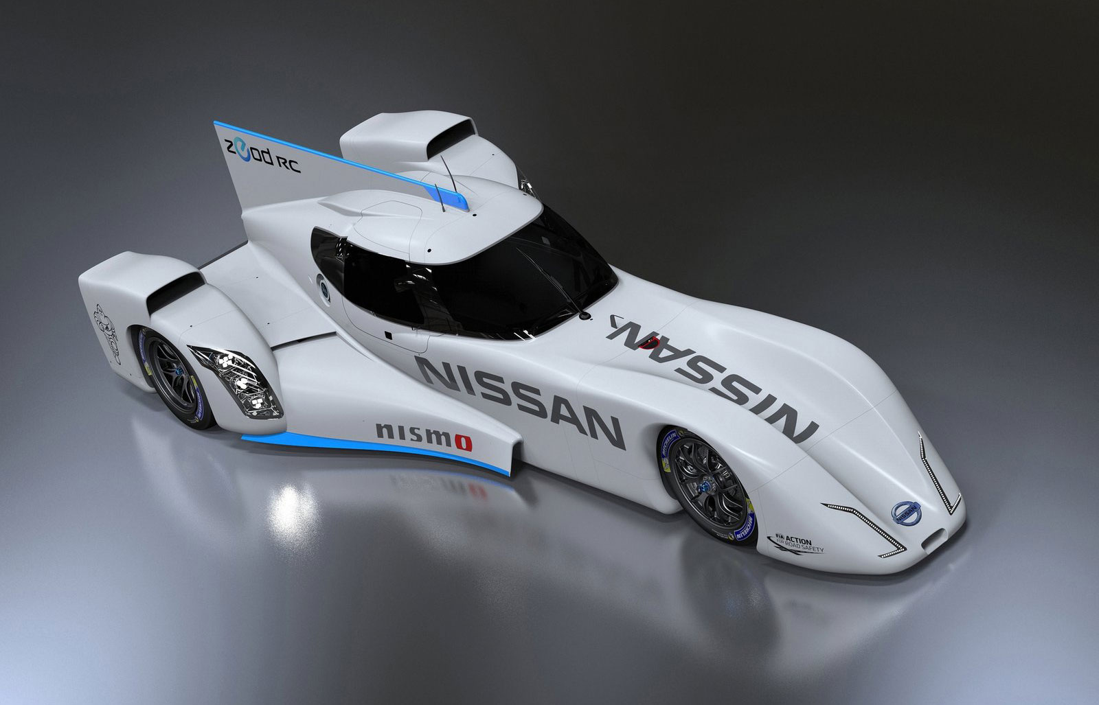 Nissan ZEOD RC three-cylinder engine revealed