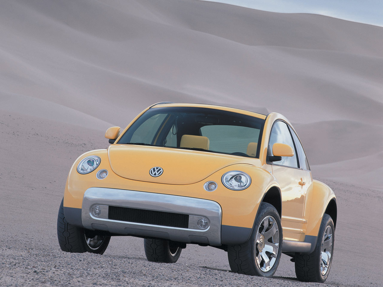 Beetle Dune concept revealed by Volkswagen