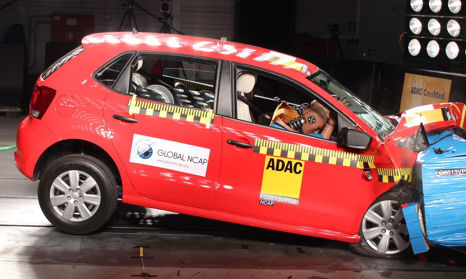 Global NCAP pulverizes Indian car safety standards