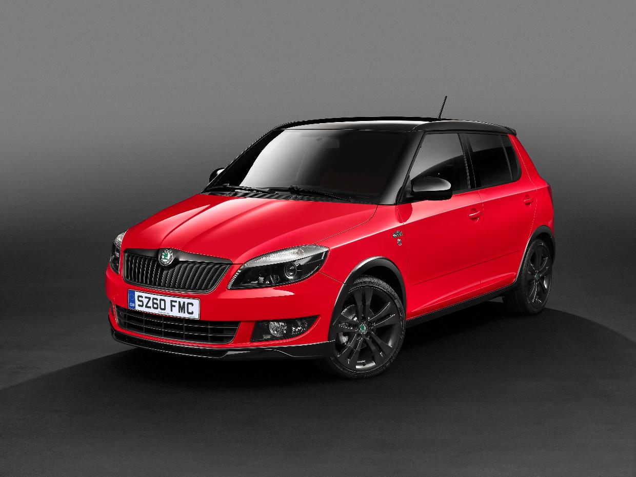 Skoda expands Monte Carlo line and introduces special edition