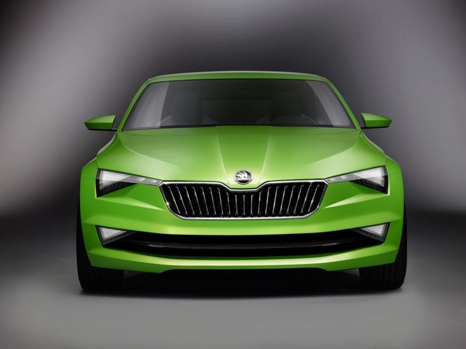 Skoda VisionC concept has been revealed