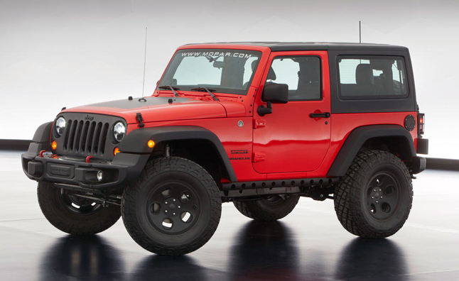 Next-gen Jeep Wrangles will be lighter with better aerodynamics and fuel economy