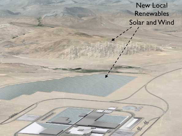Tesla to build largest battery production factory in the world