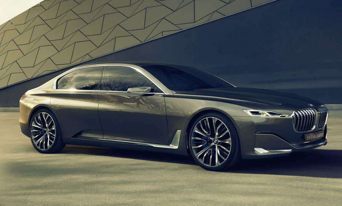 BMW reveal Vision Future Luxury concept