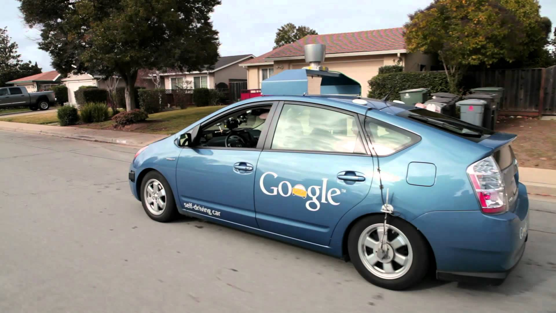 Google autonomous cars getting smarter and new features