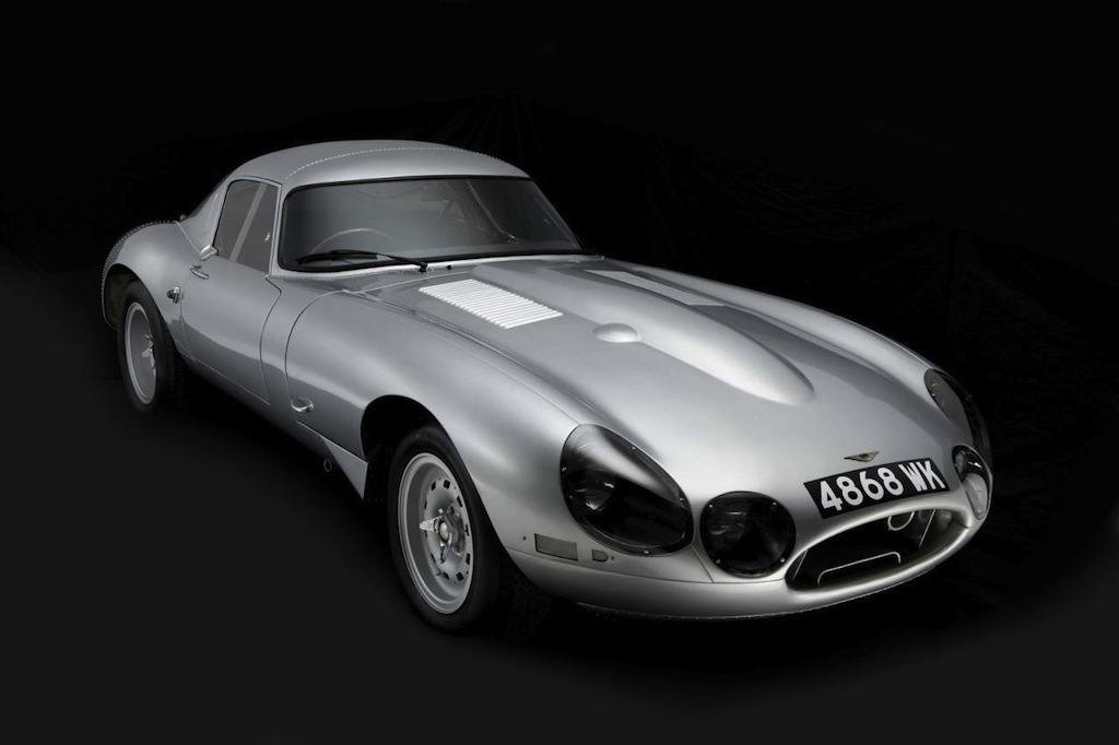 Jaguar is working on new Lightweight E-Types