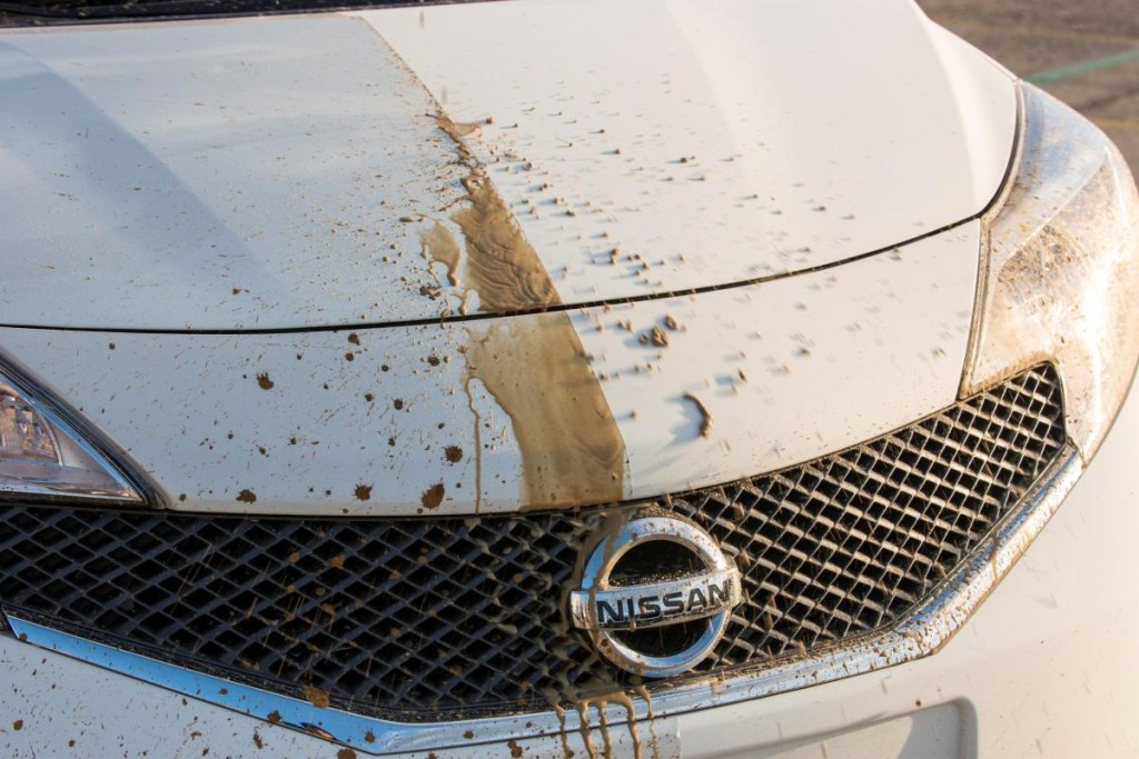 nissanself-cleaning-car
