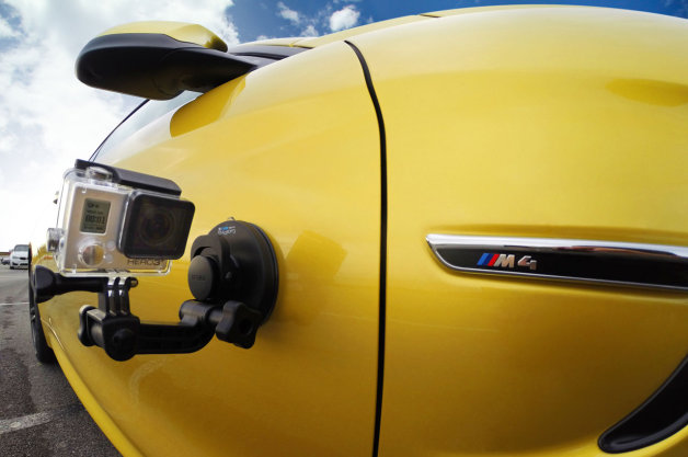 BMW and Mini to introduce integrated GoPro app