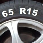 TyreMarkings