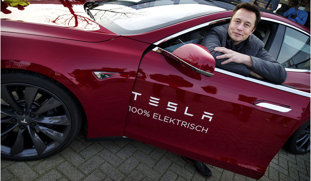 Tesla makes patent available for use by all