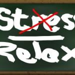 No Stress, Avoid Holiday Stress
