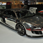 Audi gives a glimpse of the future in the Los Angeles Auto Show 2014