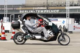 Michelin Challenge Bibendum 2014