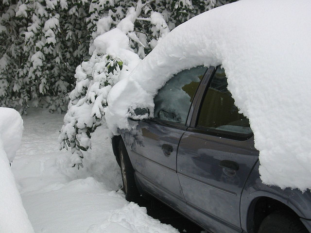 Useful advice on how to protect your car during winter