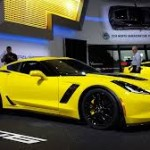Build your own Chevrolet Corvette Z06