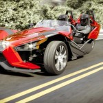 Car or three-wheeler motorcycle