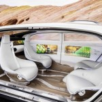 Tomorrow is now with Mercedes F015 self-driving car