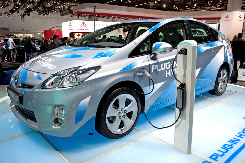 A short history of the electric car