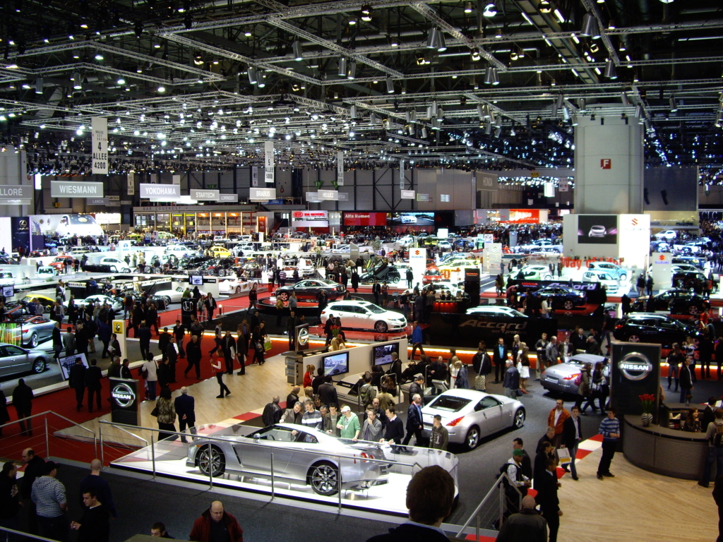 In anticipation of the 85th Edition Geneva Motor Show