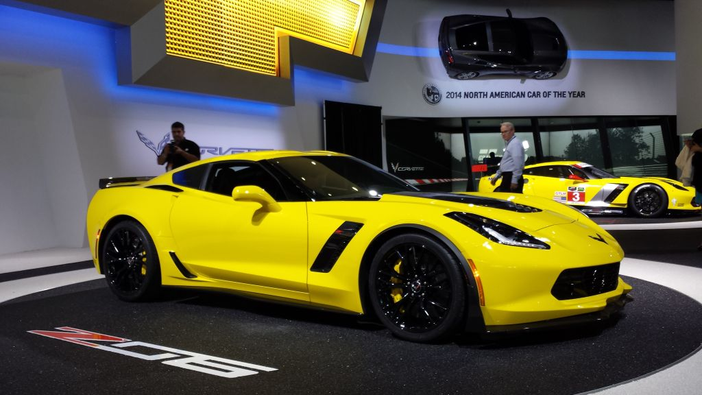 Ongoing Chicago Auto Show 2015