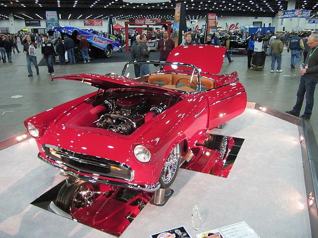 A review of the Detroit Autorama 2015