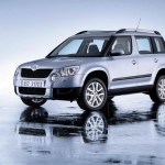 Skoda is preparing to launch its 2016 SUV