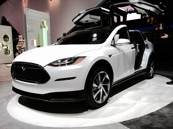 Here's the fastest SUV in the world: Tesla Model X