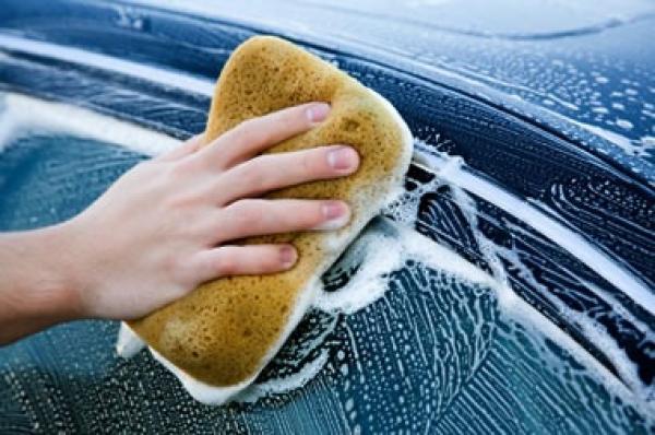 How do I clean my car?