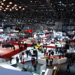 Pack your things for a Geneva trip for the 2016 Motor Show