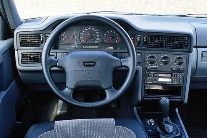 A quarter of a century with Volvo 850