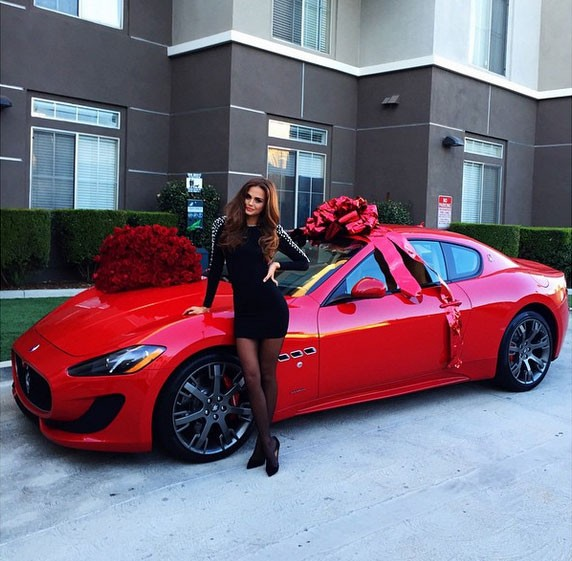 Get your girlfriend a car for Christmas!