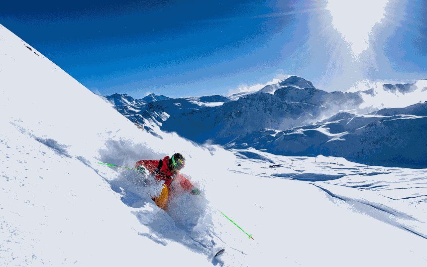 La schi in Romania – Partea II