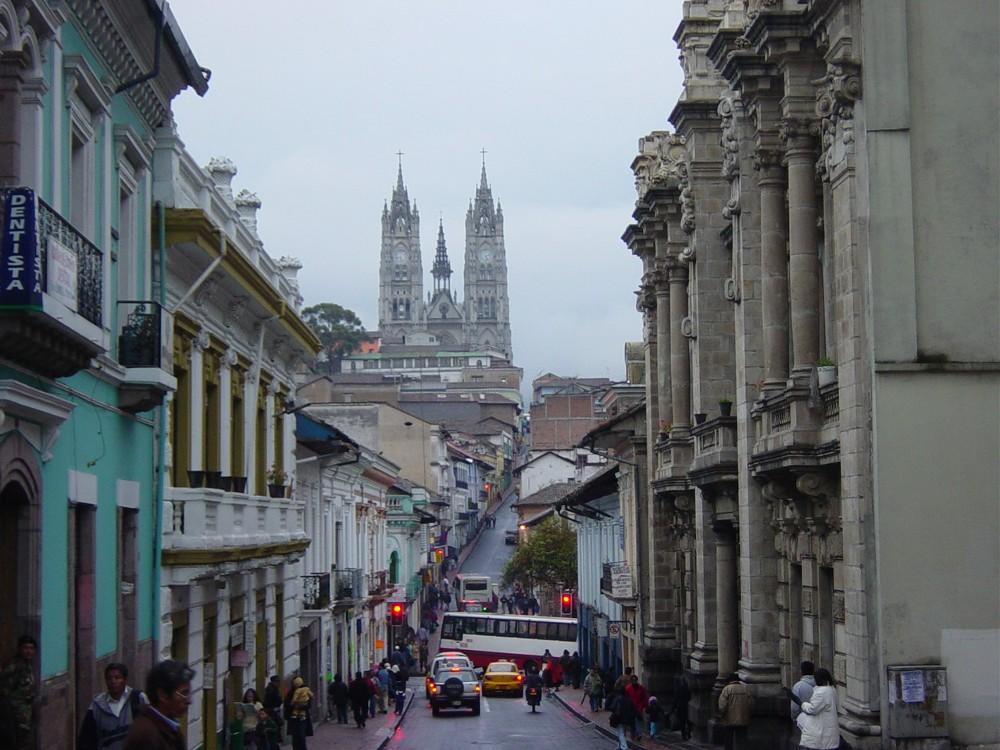 Quito Car Hire