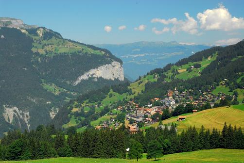 Switzerland Car Hire